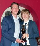 Golf Day winners Olly Ward and Liam Randall